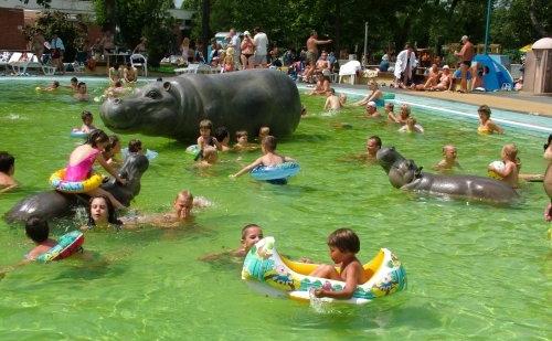 Fürdőzős gyermeknap és pünkösdi hétvége Hajdúszoboszlón