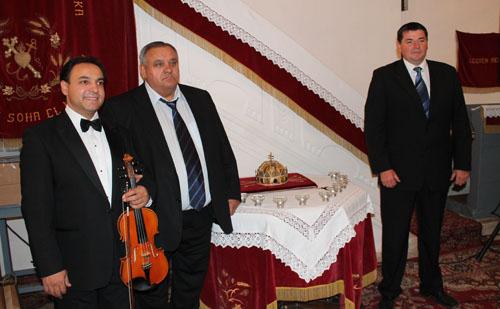 Mága Zoltán Székelyföldön járt a Hegedűvarázs koncertsorozattal