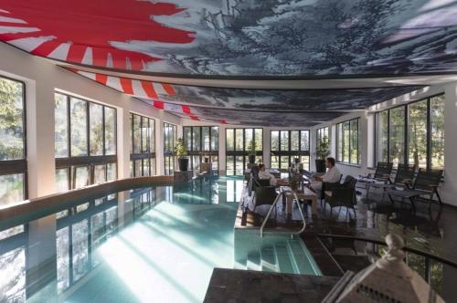 Oxigén Hotel és ZEN Spa - Medence