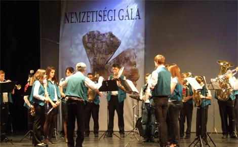 NEMZETISÉGI GÁLA 2012 - A nemzetiségeink kultúráját ünnepeljük