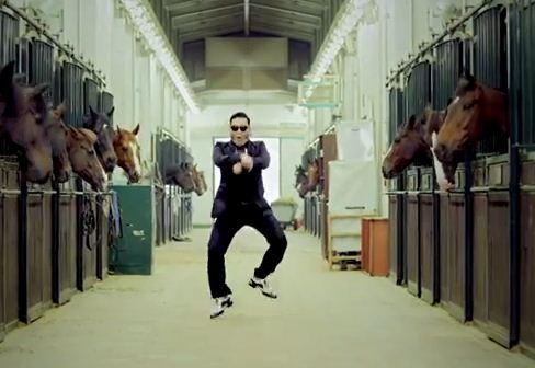 Gangnam style a kínai gyárban!