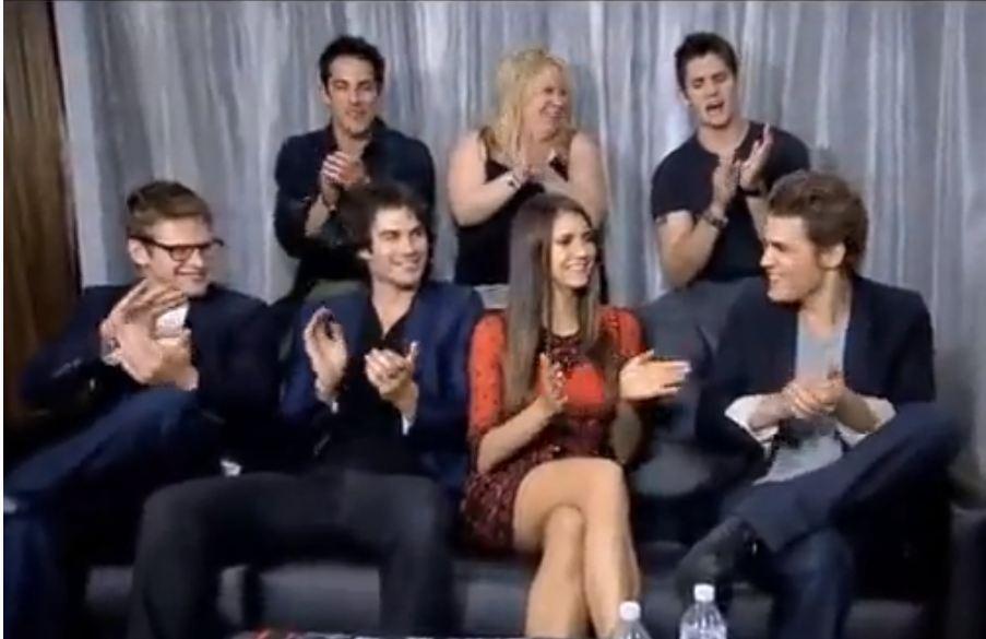 További egy év a The Vampire Diaries rajongóinak!