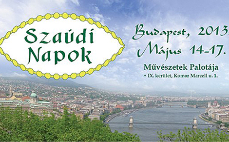 A Szaúd-arábiai kultúrát mutatják be Budapesten