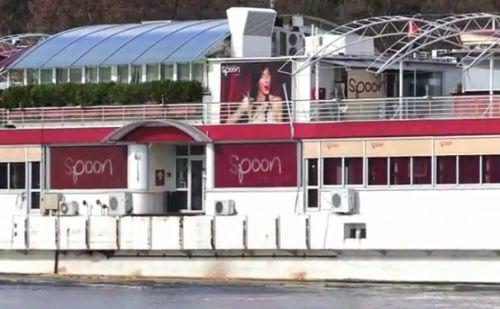 Spoon hajó,belváros,Valentin