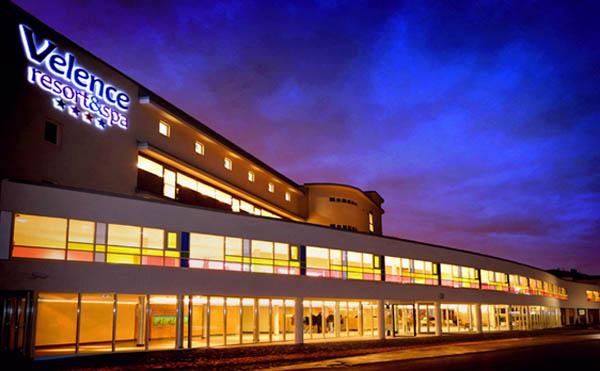 Velence Resort & Spa****superior szálloda és wellnessfürdő