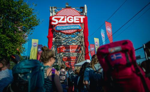 Rekord látogatószámot várnak a 2014-es Sziget Fesztivál szervezői