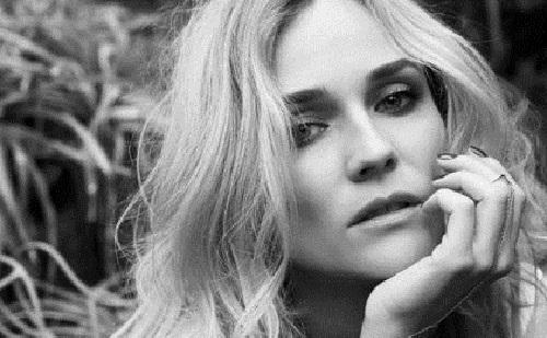 Diane Kruger az Elle címlapján tündököl