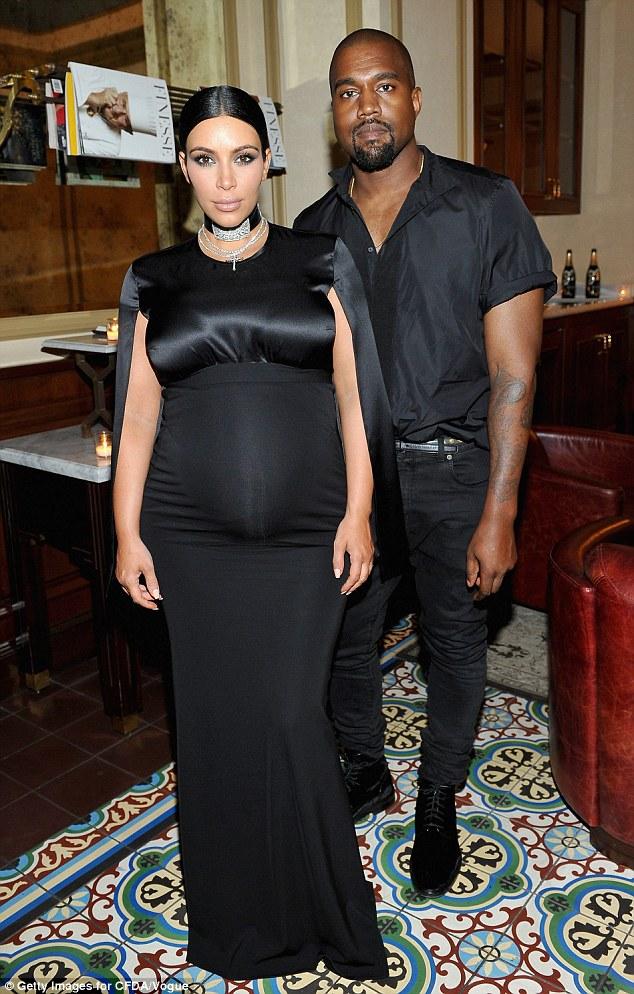 Kim Kardashian és Kanye West