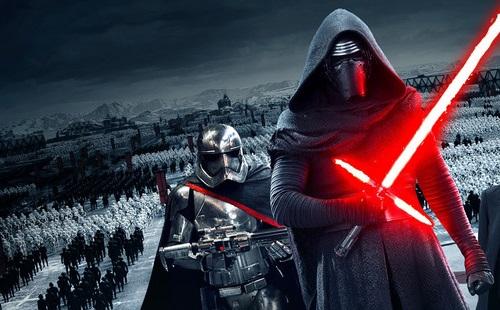 Tarolt a Star Wars 7