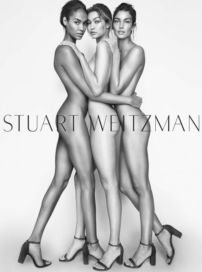Stuart Weitzman kampány