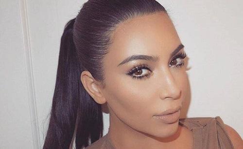 Ezt a nevet adta Kim Kardashian gyermekének
