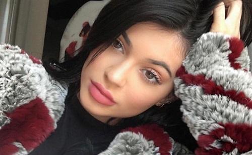 Durva képek készültek Kylie Jennerről