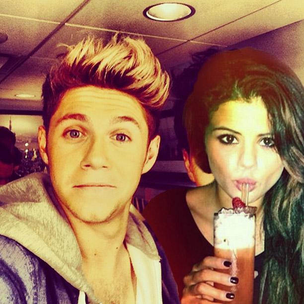 Niall Horan és Selena Gomez