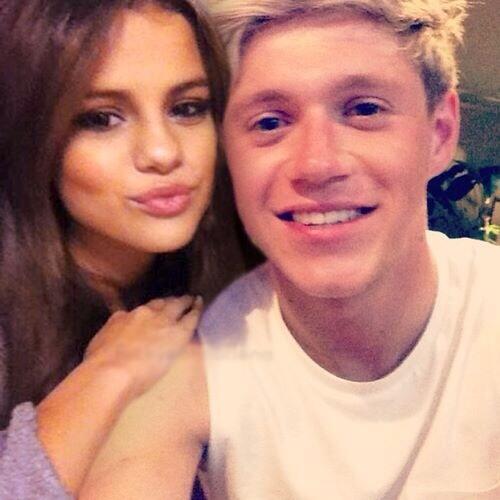 Selena és Niall