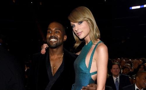 Taylor és Kanye közös dalra készül