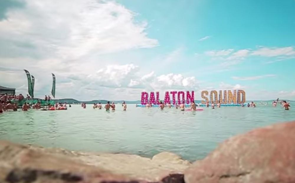 Mindjárt kezdődik a Balaton Sound