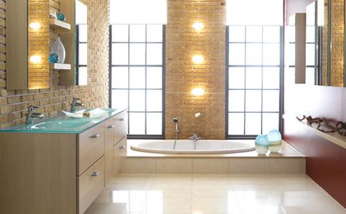 Az igényes fürdőszoba nem luxus