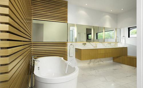A fürdőszoba legyen igényes és biztonságos
