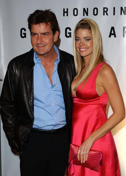 Charlie Sheen és Denise Richards