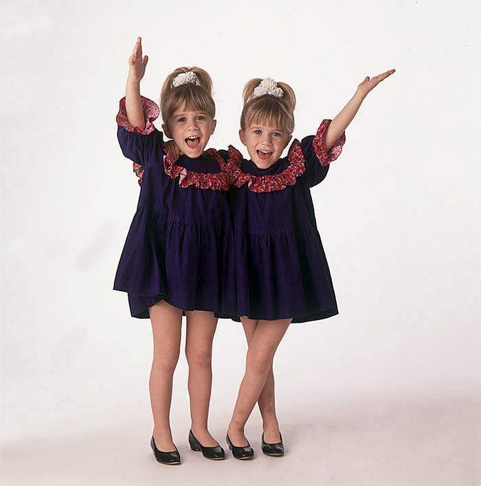 Mary-Kate és Ashley Olsen