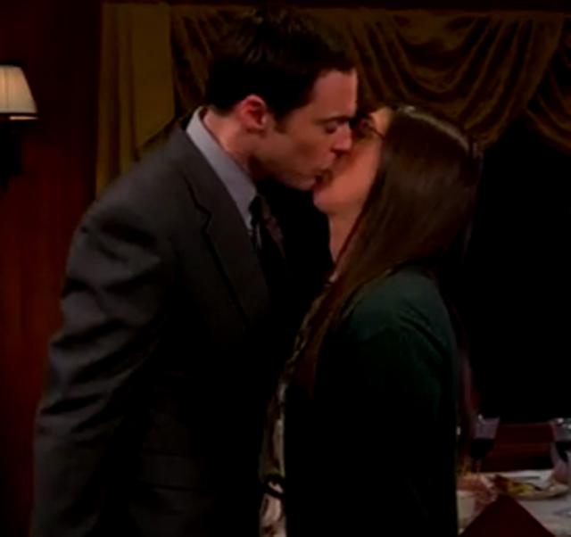 Sheldon és Amy