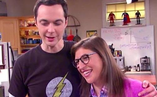 Közelebb kerül Amy és Sheldon egymáshoz