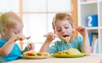 Egészséges táplálkozás együtt!