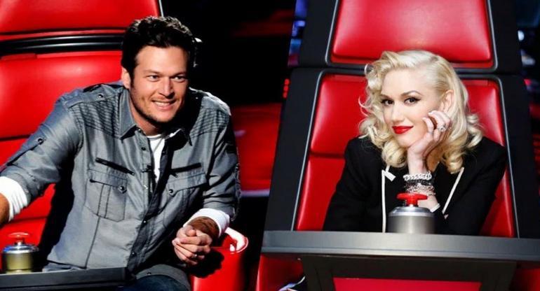 Blake Shelton és Gwen Stefani