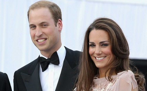 Új fotók jelentek meg a kis Charlotte hercegnőről