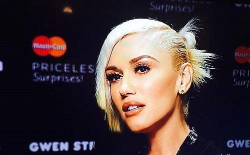 Szerelmi csalódás ihlette meg Gwen Stefanit