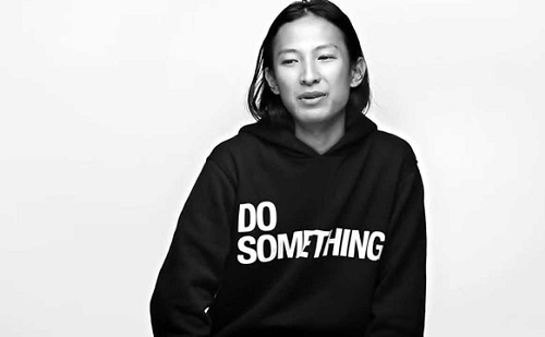 Menő kampányt készített Alexander Wang
