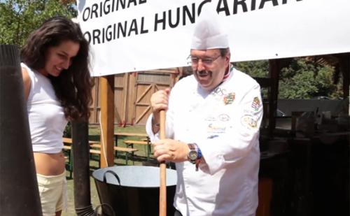 Érdeklődtek a magyar értékek iránt a Sziget Fesztiválon