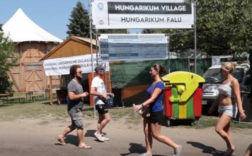 A Sziget Hungarikum Falujában bemutatkoznak értékeink