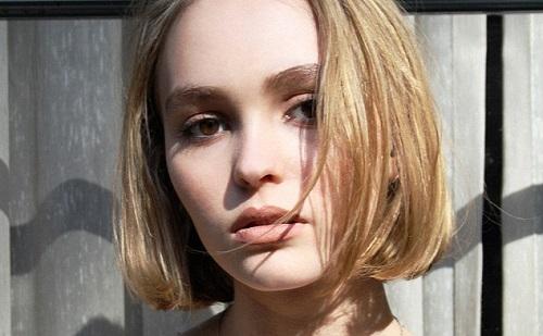 Modell lesz Johnny Depp lánya