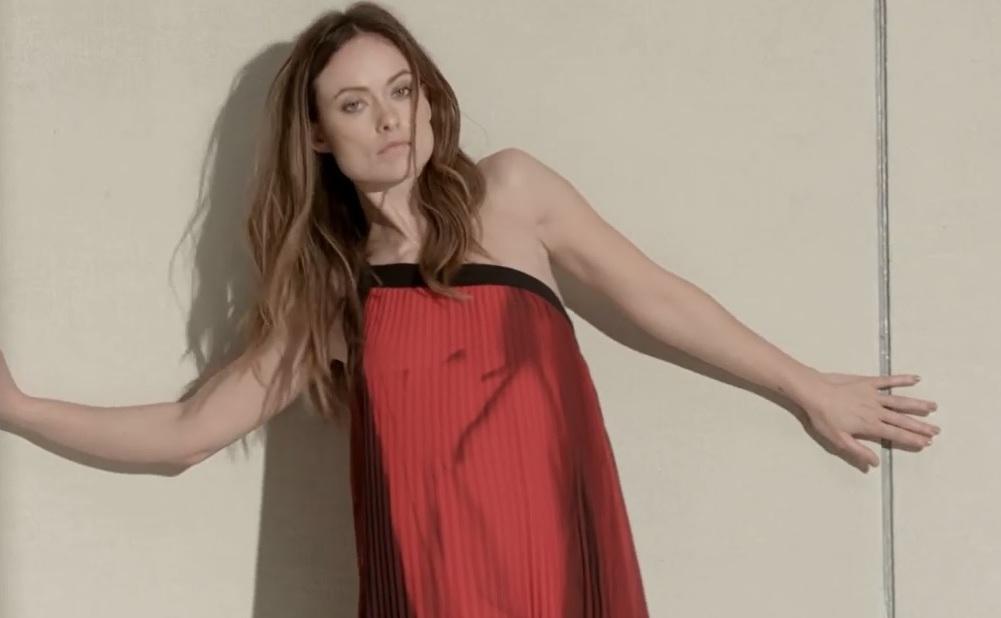 Olivia Wilde és a H&M