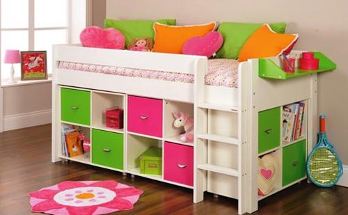 Kényelmes és praktikus - emelt ágyak
