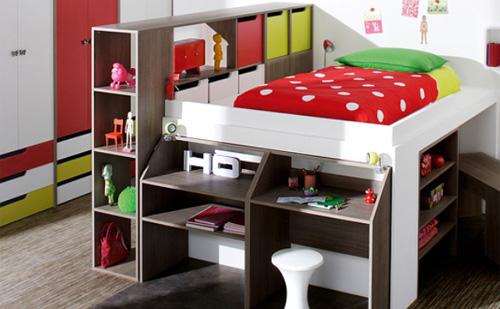 Házilag is készíthető emelt ágy