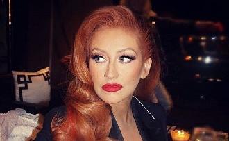 Christina Aguilera alkoholista?