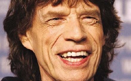 Ismét apa lett Mick Jagger