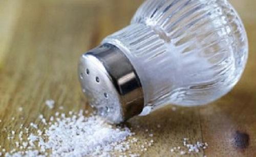 Mennyi só szükséges a szervezet számára?