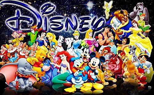 Tim Burton és a Disney-mesék?
