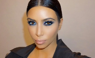 Kim Kardashian smink nélkül
