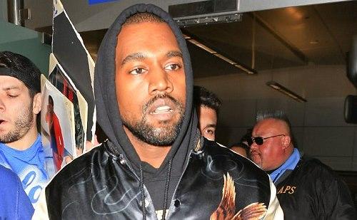 Verekedést oszlatott fel Kanye West