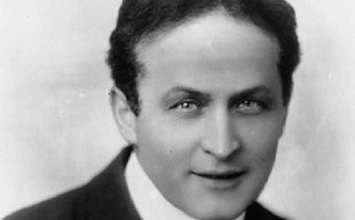 Houdini kiállítás