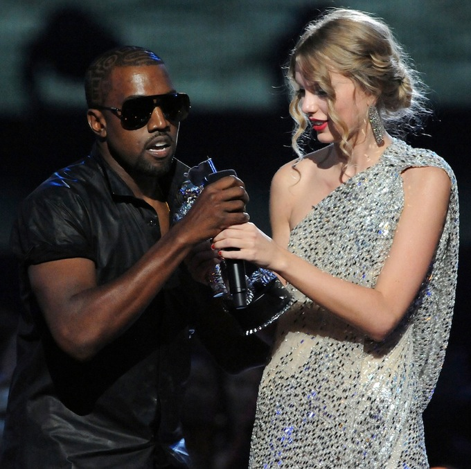 Kanye West és Taylor Swift