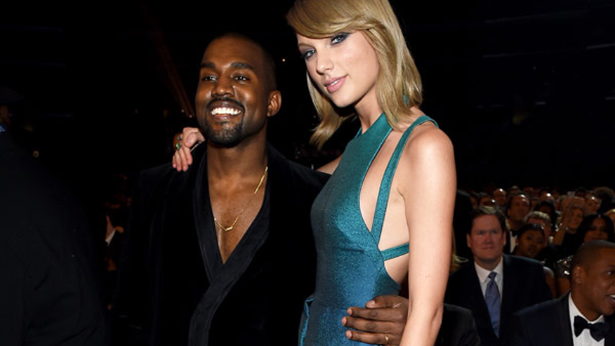 Kanye West és Tayloe Swift