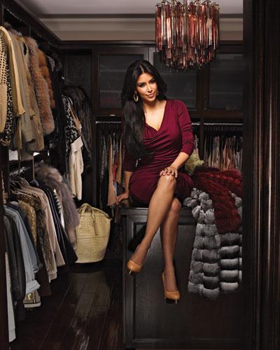 Kim Kardashian gardróbja