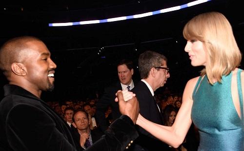 Újra balhézik Kanye West és Taylor Swift?
