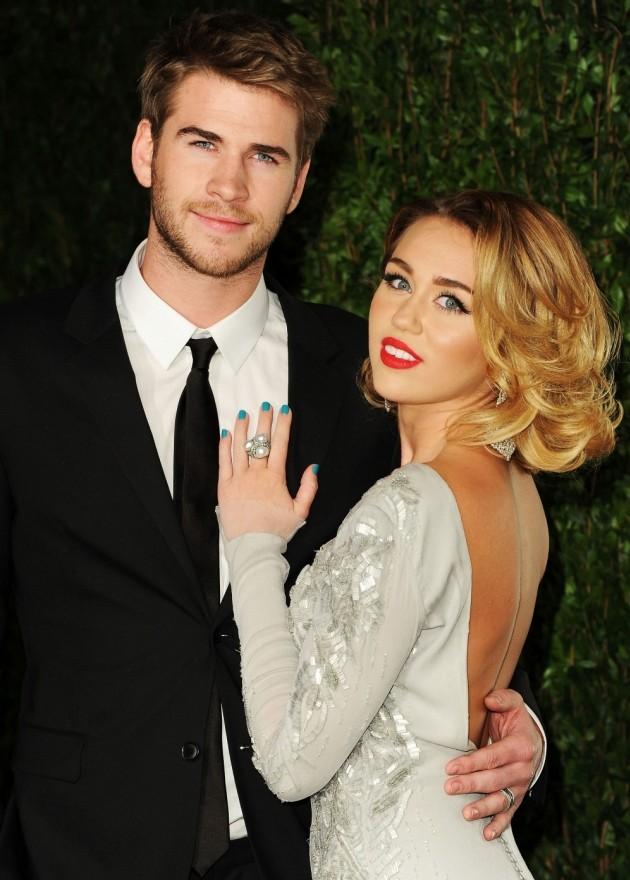 Miley és Liam