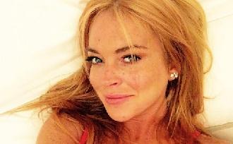 Lohan anyja boldog a szakítás miatt